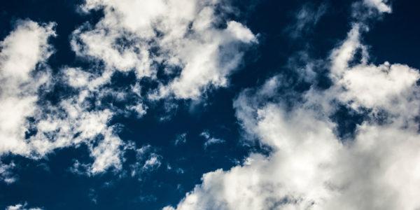 O przechowywaniu danych w chmurze…