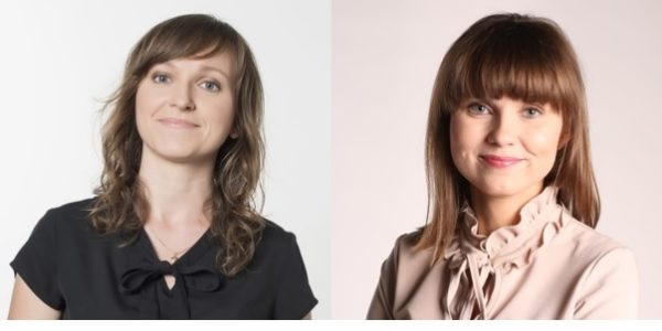 Rozwijamy się: Katarzyna Ułasiuk dołącza do zarządu, Olga Skotnicka kierownikiem nowego biura w Bydgoszczy